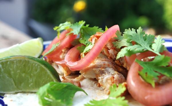 "Cochinita Pibil (recipe in ""Hog Days of Summer"")"