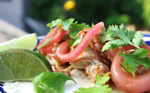 "Cochinita Pibil (recipe in ""Hog Days of Summer"")"