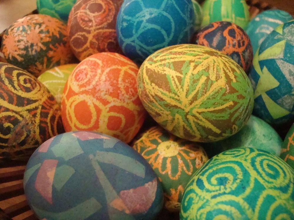 Easter Eggs 2012 (photo Three Points Kitchen)