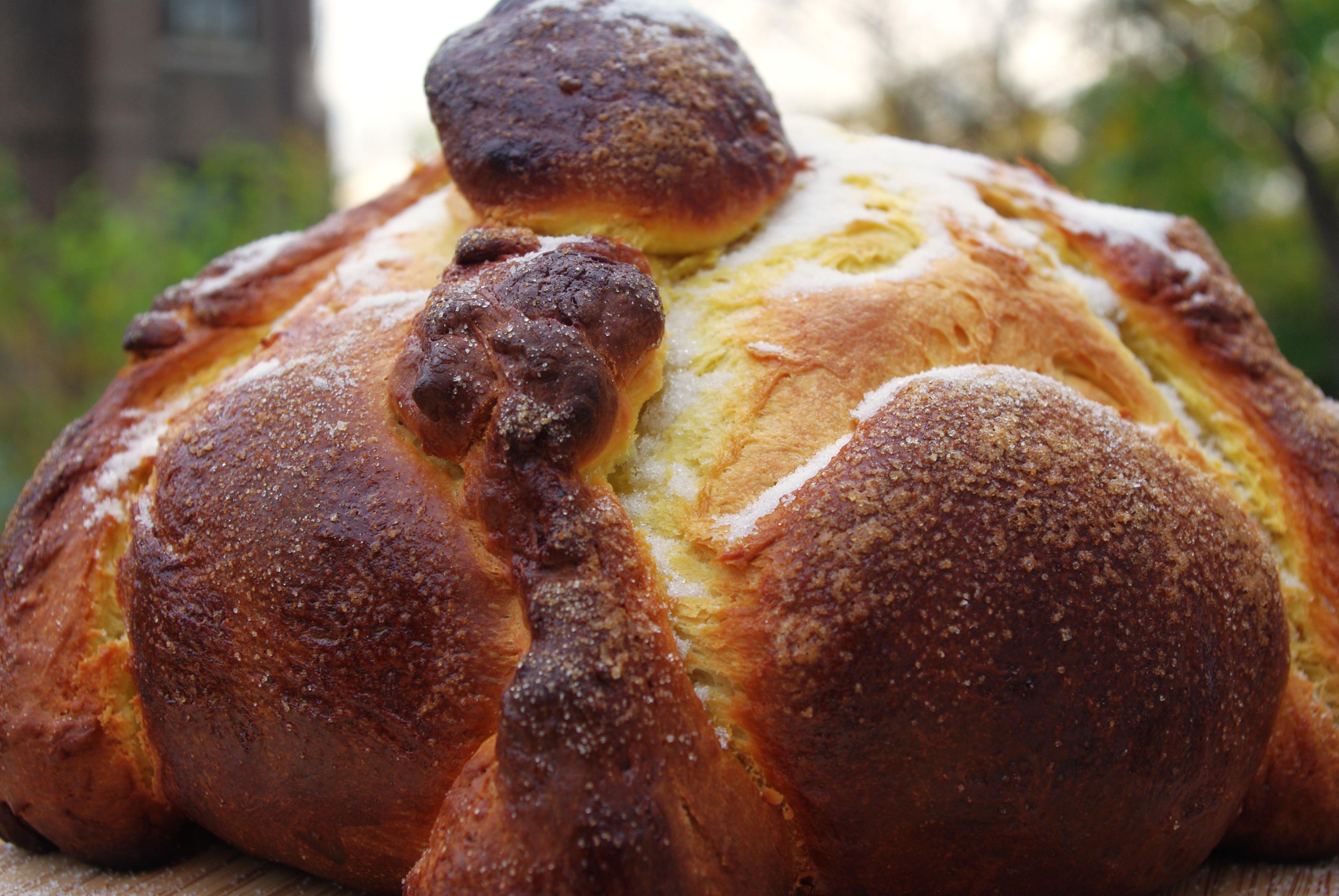 Pan de muerto II