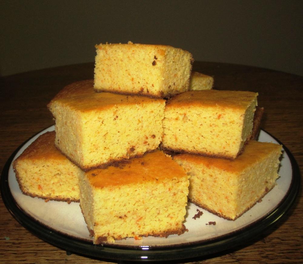 Tessa - clementine and almond cake