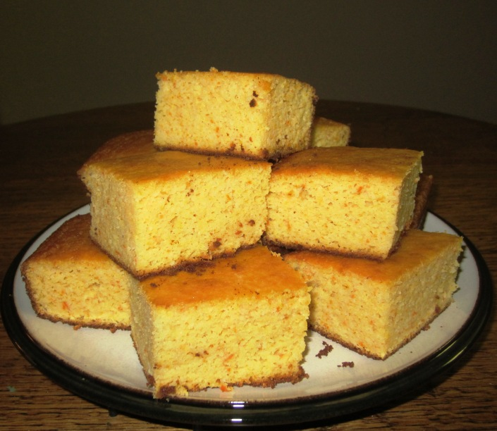 Tessa - clementine and almond cake