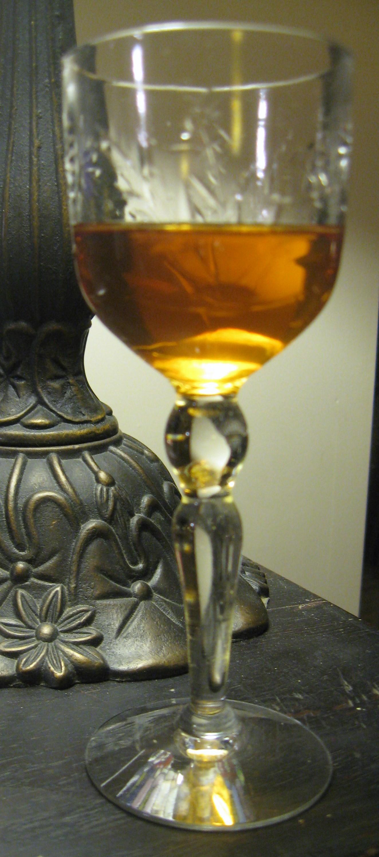 Cognac Color Kitchen Cabinets